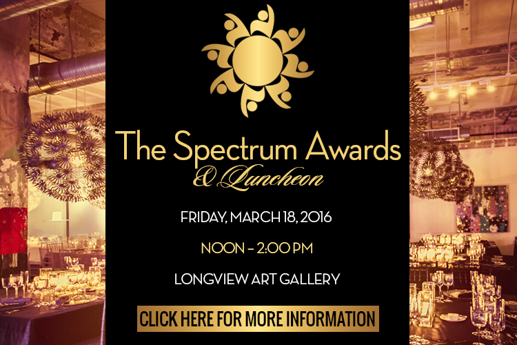 Banner image for The Spectrum Awards.