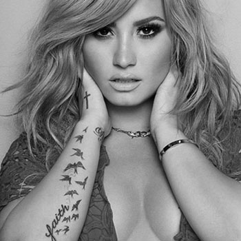 Demi Lovato Photo Credit: Cosmopolitan