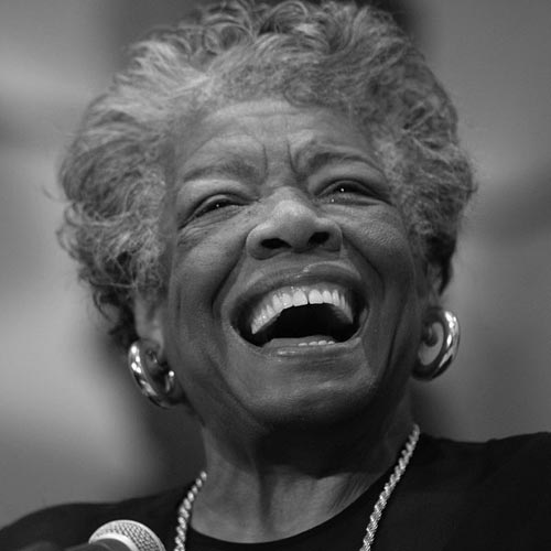 Maya Angelou Photo Credit: Google Images
