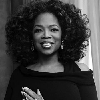 Oprah Winfrey Photo Credit: Hollywood Reporter